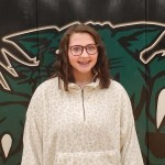 FOR THE SECOND CONSECUTIVE YEAR, Warsaw sophomore Ellie Murrell was selected to the All-Ozark Highlands Conference 2nd team.  Murrell was the lone Ladycat to garner any post-season honors.
