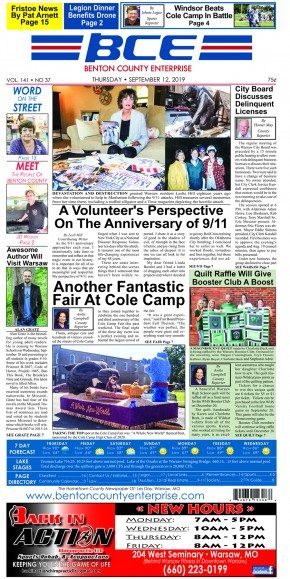Law | Benton County Enterprise