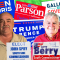 MASSIVE TURNOUT is expected next Tuesday as voters head to the polls across the country and here in Benton County. The most watched race locally is for South Side Commissioner. Larry Berry and John Spry have campaigned heavily for the seat.