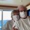 AN EMOTIONAL ROLLER COASTER ensued for Norman and Peggy Jones-Koelling after being quarantined aboard the Diamond Princess and later at Travis Air Force Base in California. They recently returned home.