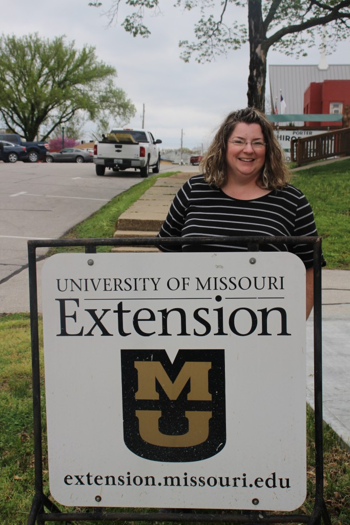 TAKING THE REIGNS as the County Engagement Specialist in Agriculture and Environment, Amie Breshears is now headquartered in the organization's Brady Annex Building in downtown Warsaw.