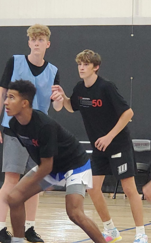 WILDCATS HOOPSTER Trey Palmer exploited an opportunity to compare his talent against some of the best players in the area at last weekend's 3rd annual SWMO Basketball Future 50 Camp & Showcase in Strafford, Missouri.  Palmer was the lone player from the immediate Enterprise coverage area nominated and/or invited to the event.